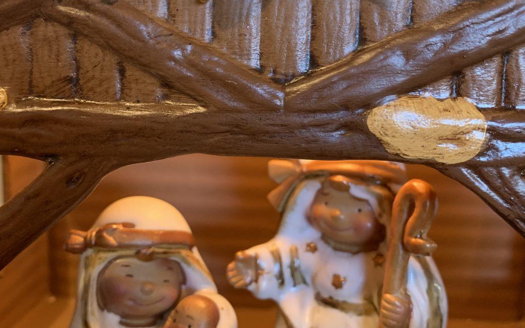Day 14 – Christmas Creche Countdown