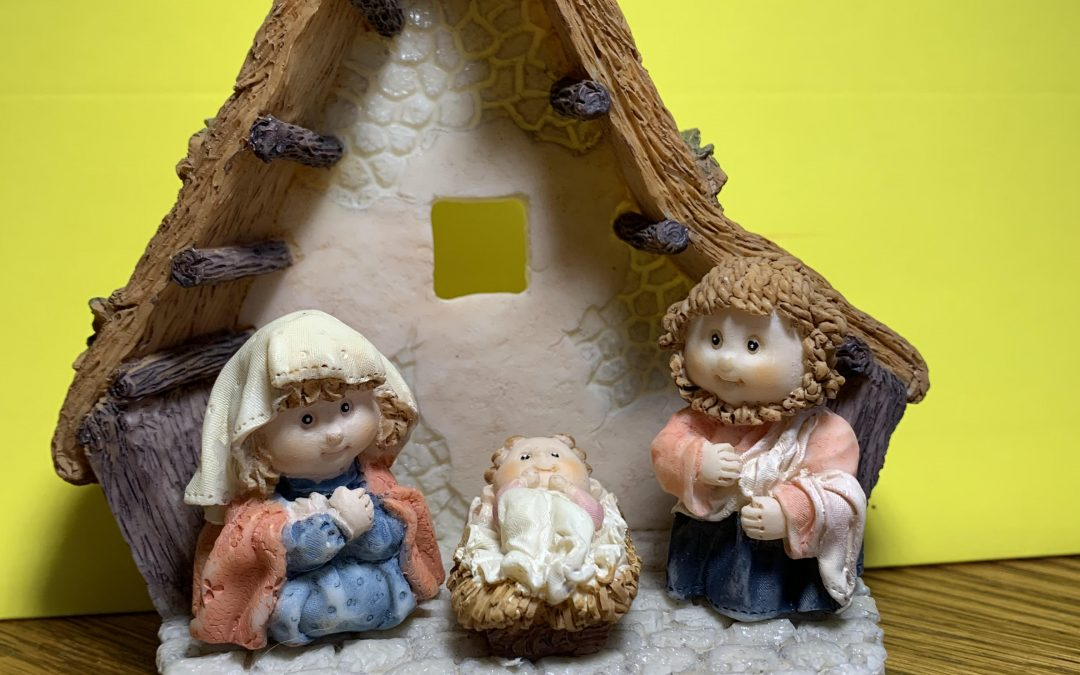 2020 Christmas Creche Countdown – #20!